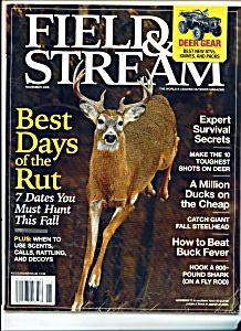 Field & Stream magazine- N ovember 2006 (Image1)