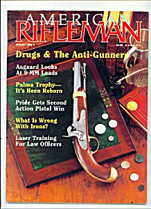 American Rifleman - August 1988 (Image1)
