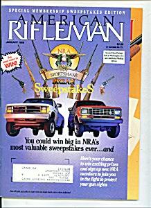 American rifleman -  January 1988 (Image1)