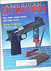 American Rifleman - July 1988