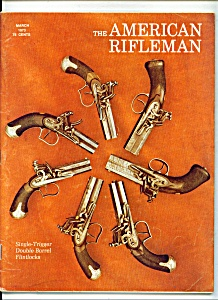 The American Rifleman -  March 1973 (Image1)
