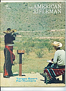 The American rifleman -  July 1973 (Image1)