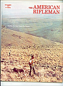 The American Rifleman-  September 1973 (Image1)