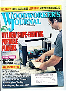 Woodworker's Journal -  Jan., February 1998 (Image1)