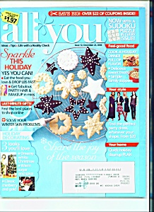 All You  catalog December 22, 2006 (Image1)