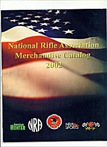 National Rifle Association catalog  - 2002 (Image1)