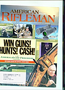 American Rifleman -  January 2001 (Image1)