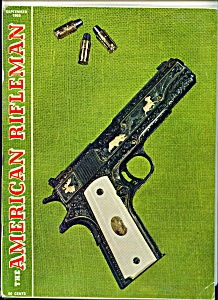The American Rifleman - September 1965 (Image1)