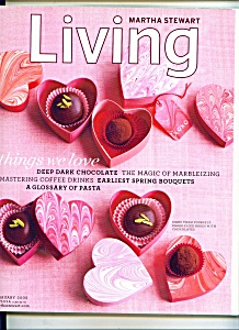 Martha Stewart LIVING -  February 2005 (Image1)
