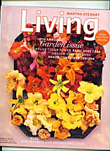 Martha TStewart LIVING -  March 2005 (Image1)