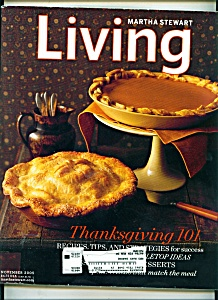 Martha Stewart  LIVING  - November 2005 (Image1)