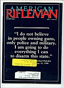 American Rifleman -  October 1988 (Image1)