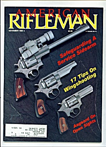 American Rifleman - November 1988 (Image1)