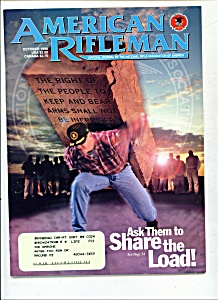 American Rifleman -  October 1998 (Image1)