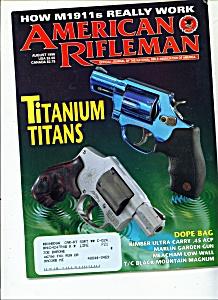 American Rifleman - Augst 1999 (Image1)