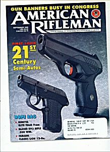 American Rifleman -  September 1999 (Image1)