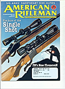 American Rifleman-  November/December 1999 (Image1)