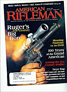 American Rifleman - January 2000 (Image1)