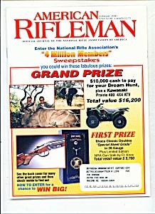 American Rifleman- February 2000 (Image1)
