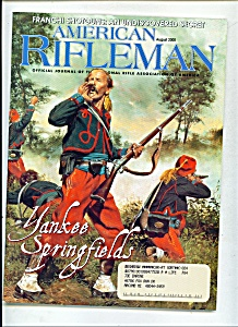 American Rifleman - August 2000 (Image1)