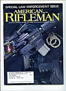 American Rifleman -  May 2001 (Image1)
