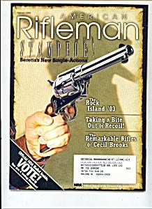 American Rifleman - February 2005 (Image1)