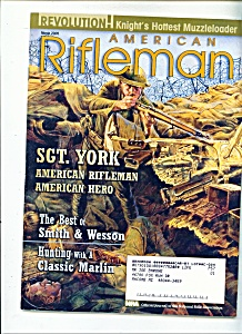American Rifleman - March 2005 (Image1)