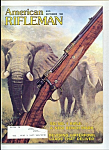 American Rifleman-  September 1982 (Image1)