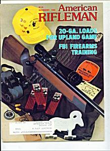 American Rifleman-  November 1982 (Image1)