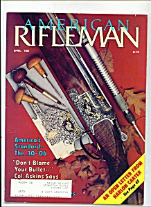 American Rifleman -April 1983 (Image1)