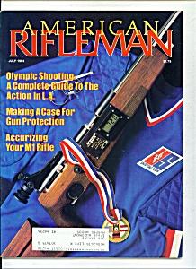 American Rifleman - July 1984 (Image1)