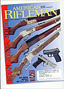 American Rifleman - April 2000 (Image1)