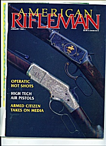 American Rifleman - January 1990 (Image1)