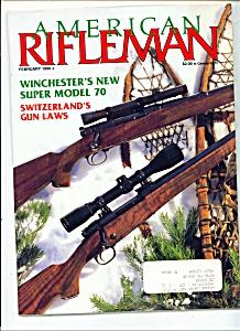 American Rifleman - February 1990 (Image1)