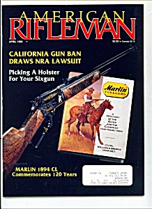 American Rifleman- April 1990 (Image1)