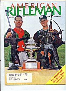 American Rifleman - October 1990 (Image1)