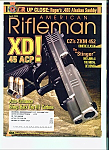 American Rifleman -  April 2006 (Image1)