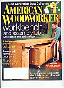 American Woodworker -  January 2006 (Image1)