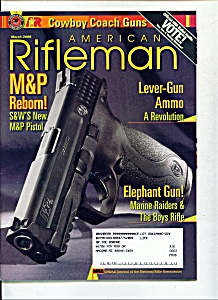 American Rifleman - March 2006