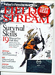 Field & Stream magazine - February 2006 (Image1)