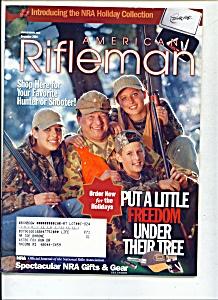 American Rifleman -  December 2004 (Image1)