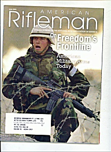 American Rifleman - June 2003