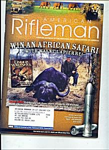 American Rifleman -  November 1989 (Image1)
