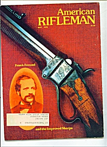 American Rifleman -  May 1978 (Image1)
