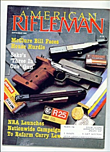 American Rifleman -  September 1981 (Image1)
