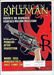American Rifleman -  January 1985 (Image1)