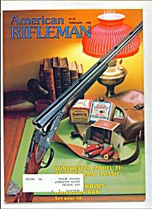 American Rifleman - February 1962 (Image1)
