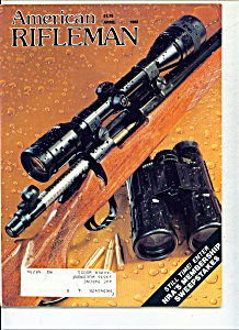 American Rifleman -  April 1982 (Image1)