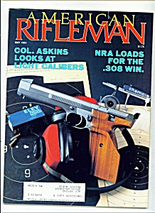 American Rifleman -  May 1984 (Image1)