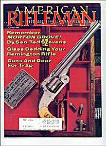 American Rifleman =  August 1984 (Image1)
